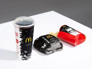 2020年 麥當勞 極黑系列