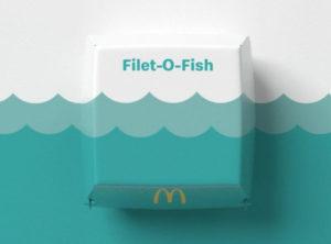 2021年 麥當勞 麥香魚新包裝